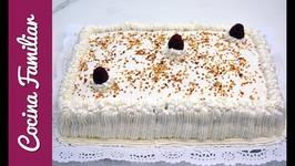 Tarta capuchino, tartas para cumpleaños