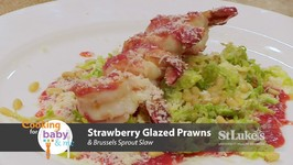 Cooking For Baby And Me - Chef Patrick Feury - Strawberries
