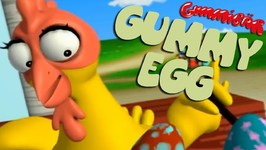 GUMMY EGG (KikiRiki Easter Version) Happy Easter from Gummibar