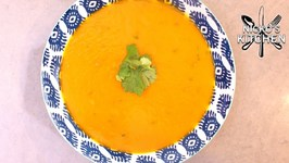 Thai Pumpkin Soup / 3 Ingredients / Meals In Under 30 Minutes