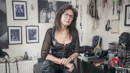 68-Year-Old Grandma Loves Being A Dominatrix - Truly