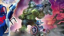 LEGO Marvel Superheroes 2 Video Game Officially Announced