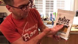 Dad Helps French Bulldog Taste Test Dog Food