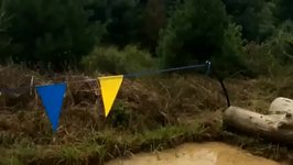 Cross Country Fun for One Runner in Blacksburg, Virginia