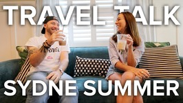 TRAVEL TALK with Sydne Summer of Sydne Style