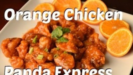 Orange Chicken Panda Express Style Chinese - Asian Comfort Food