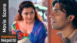 New Nepali Movie PALASH Scene 2017/2074 - Rekha Thapa