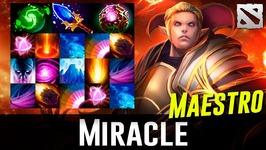 Miracle Maestro Invoker Dota 2