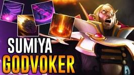 SumiYa Invoker GOD Dota 2