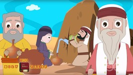 Episode-34-Water from a Rock-Bible Stories for Kids