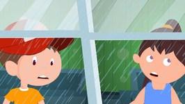 Rain Rain Go Away - Classic Rhymes By Kids Channel