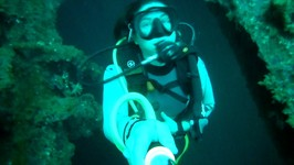 7 Come underwater with Dive Gizo and me to the Tao Maru