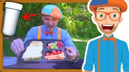 Detective Blippi Video for Children - Police Videos for Kids