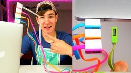 Secret USB Cable Trick