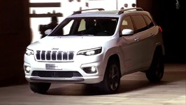 Jeep Press Event at 2018 Geneva International Motor Show