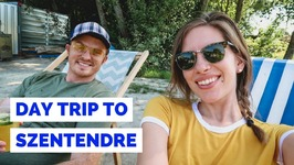 Szentendre Travel Vlog - Day Trip From Budapest, Hungary