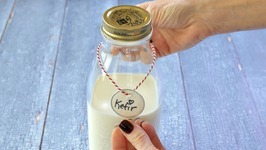 How To Make Homemade Milk Kefir