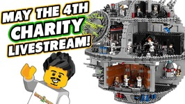 Giveaway - LEGO Death Star Charity