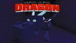 Minecraft - HOW TO TRAIN YOUR DRAGON - Special Surprise! 40