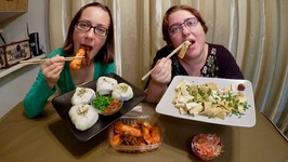 Japanese Rice Balls - Onigiri / Gay Family Mukbang - Eating Show