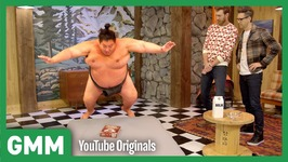 Sumo Wrestling Lesson