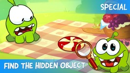 Find the Hidden Object Ep 3 - Om Nom Stories - Mad Tea Party