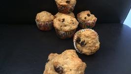 Easy Irish Soda Bread Muffins / Happy St. Patricks Day