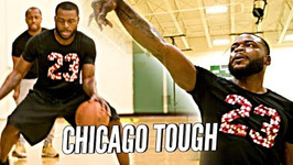 Does Chicago Breed The Toughest Basketball Players Heart Of The City - F.I.N.A.O.