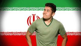 Flag Friday - Iran