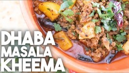 Delicious Dhaba Style Kheema
