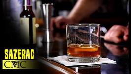 How To Make The Sazerac - Classic Cocktails