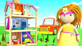 A Dollhouse for Bianca- Full Baby Cartoon Episode