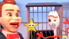 Goldie Star Presents Best of Toy Story 4 Benson Doll Videos