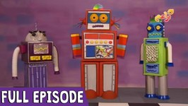 Woolly Web Spider Make - Episode 6 - Full Episode - Mister Maker Comes To Town