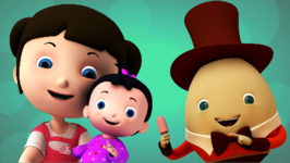 Humpty Dumpty  Popular Children's Nursery Rhymes