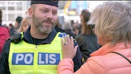 Stockholm Shows Love and Support After Terrorist Strikes