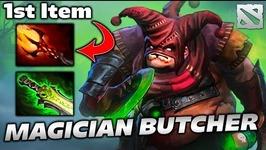 YapzOr Pudge Magician - 1st Item Dagon Dota 2