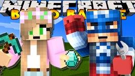 Minecraft MineVengers - LITTLE KELLY vs CAPTAIN AMERICA!