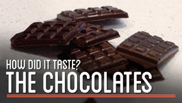 How Did the 1700 Chocolates Taste?  How to Make Everything: Chocolate Bar