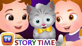 The Sneaky Siblings - Hidden Cat Episode - ChuChuTV Good Habits Moral Stories for Kids