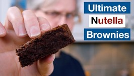 The Ultimate Nutella Brownie Recipe