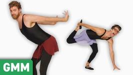 Extreme Dance Challenge ft Lindsey Stirling
