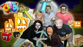 Minecraft Face Cam - FACE PAINTED YOUTUBER LUCKY BLOCK!!!