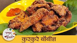 Kurkure Bombil  How To Make Bombil Fry  Fried Bombay Duck Recipe  Mugdha