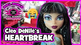 Monster High Doll Series Skull Academy S01 Ep05