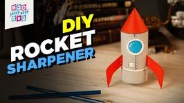 DIY Rocket Sharpener