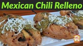 Mexican Chile Relleno Recipe