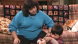 S01 E12 - The Monday Thru Friday Show - Roseanne
