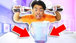 INSTANTLY TRANSFORM COKE INTO WATER