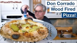 Don Corrado - White Pizza With Mozzarella Gorgonzola Potatoes Sausage Rosemary